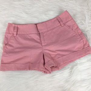 Alice + Olivia Candy Cuffed Shorts